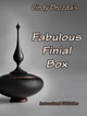 Fabulous Finial Box DVD