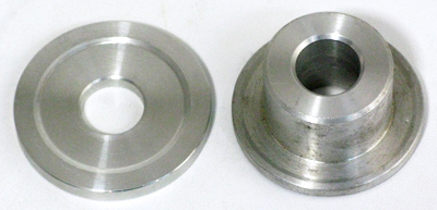 mounting flange for CBN wheel^A*L